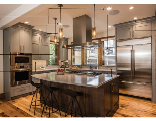 Etonnant Kitchen Lighting Design