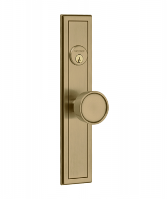 Baldwin Hardware evolved hollywood hills door lock