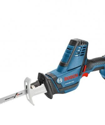 Bosch Power Tools 18-volt reciprocating saw for tight spaces