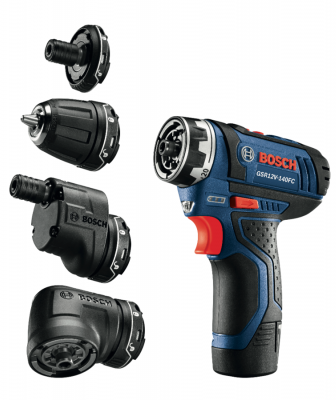 Bosch Flexiclick drill driver