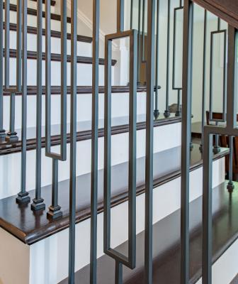 Contempo baluster collection from L.J. Smith stair systems