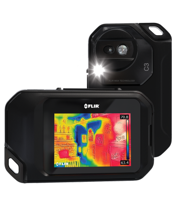 Flir C3 thermal imaging