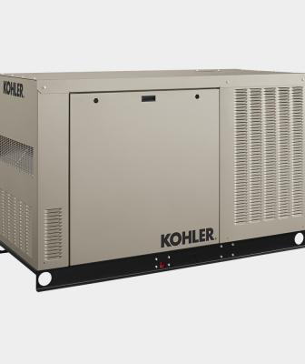 Kohler Generators has introduced a new 30-kilowatt standby generator that the company says is targeted at large custom homes and small businesses.