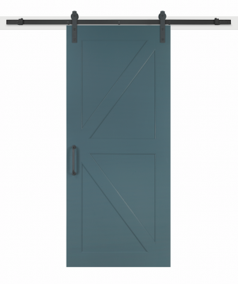Masonite barn door