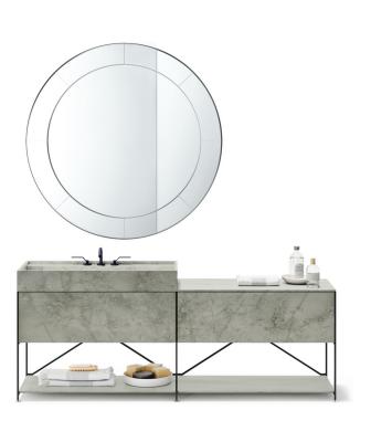 Mau Studio RIG bathroom vanity module