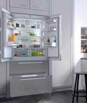Appliance manufacturer Miele has released its first French door refrigerator, a fully integrated product with soft-close doors and double freezer drawers.