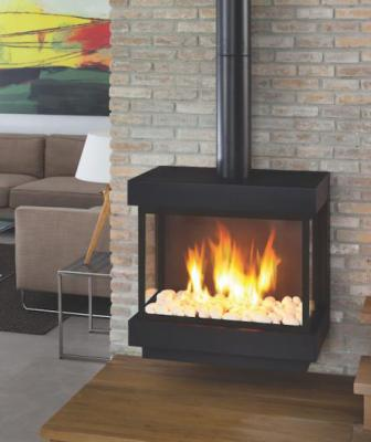 Ortal Lyric Fireplace