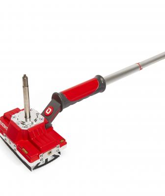 A London-based start-up says it has created the world's first tool that can drill a perfectly square hole into a wall.