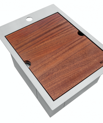 Ruvati WORKstation ANGLE CUTTINGBOARD