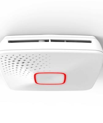 Onelink smoke and carbon monoxide detector