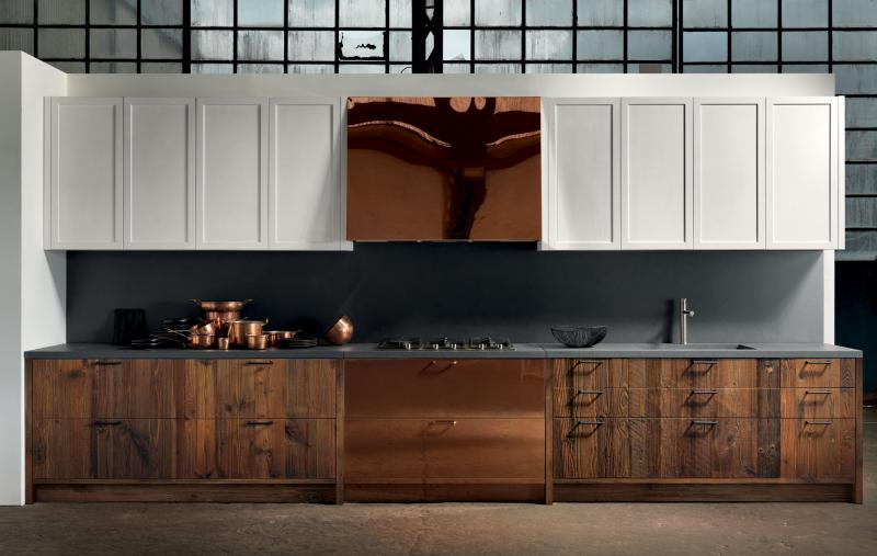 Aster Cucine Factory Collection Cabinets