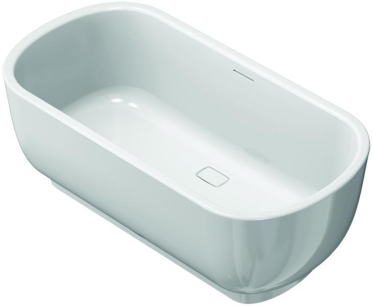Laura Kirar freestanding bath
