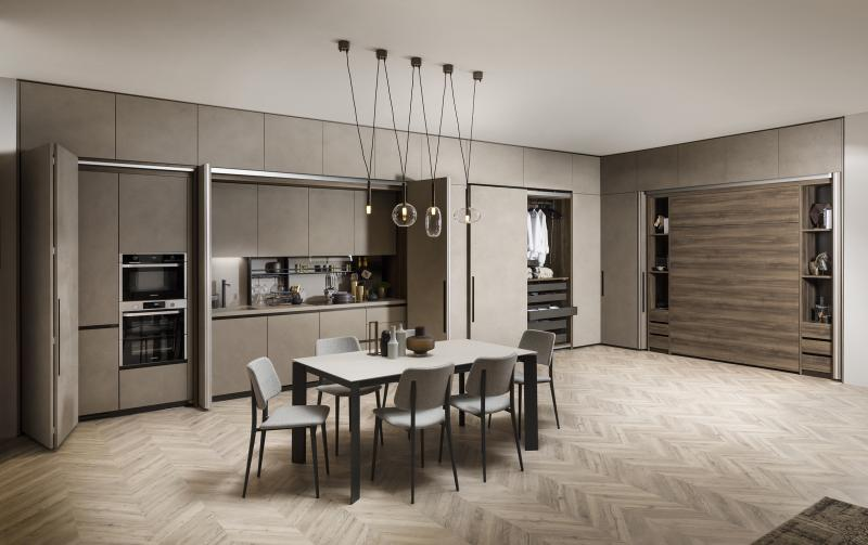 Scavolini Boxlife Kitchen Eat in table