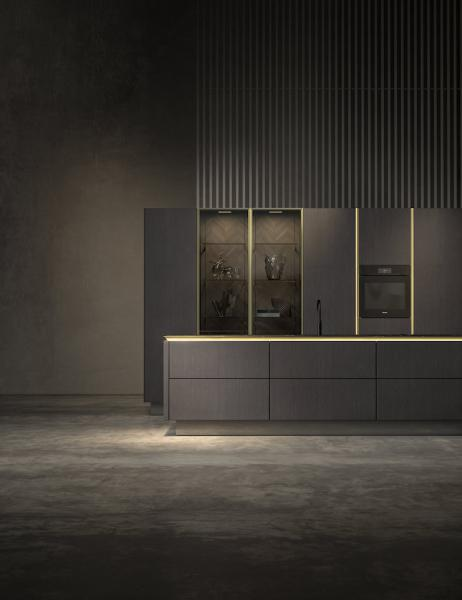SieMatic Pure cabinetry