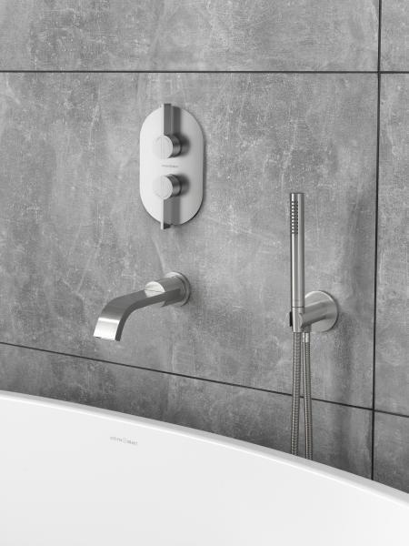 Victoria Albert Soriano Faucet Collection bath Shower