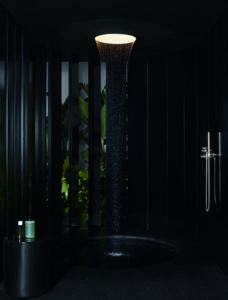 Dornbracht Rainmoon Circular Shower System
