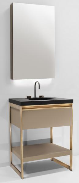 Furniture Guild Avento 24 inch With vanity mirror