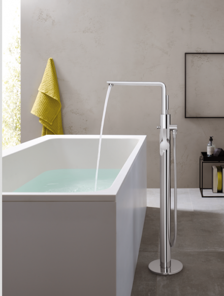 GROHE Lineare Freestanding Tub Filler