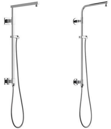 Delta emerge shower column styles details