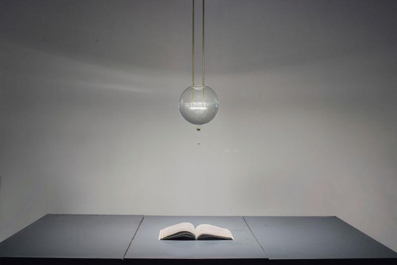 LAMP Winners Bolla Giulia Liverani Pendant Table