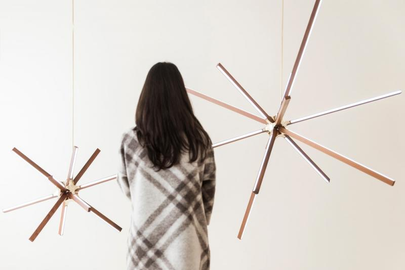 LAMP Winners Boom Stickbulb Woman Blanket