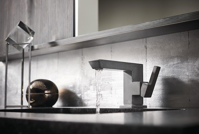 Brizo Vettis Concrete Bath Installation Angle