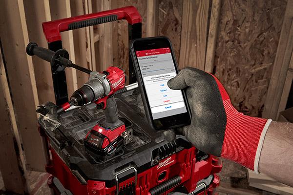 Milwaukee-One-Key-mobile-app-tracking