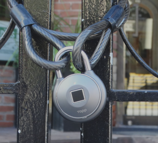 Tapplock Corp smart Lock Gate