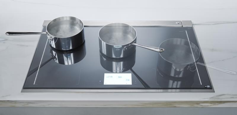 Thermador 36 inch Master Freedom Induction Cooktop