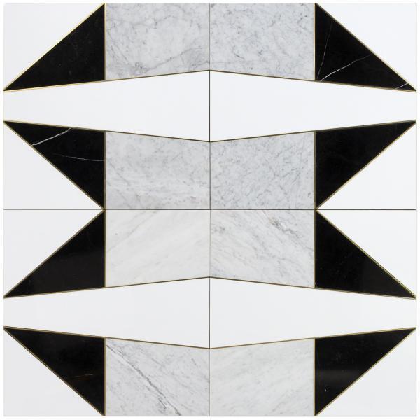 TileBar Vanessa Deleon Art Deco Colllection PONTE