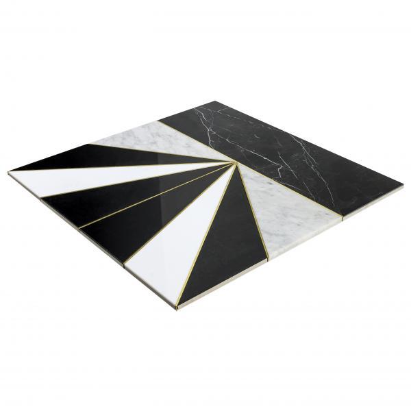 TileBar Vanessa Deleon Art Deco Colllection STRBST