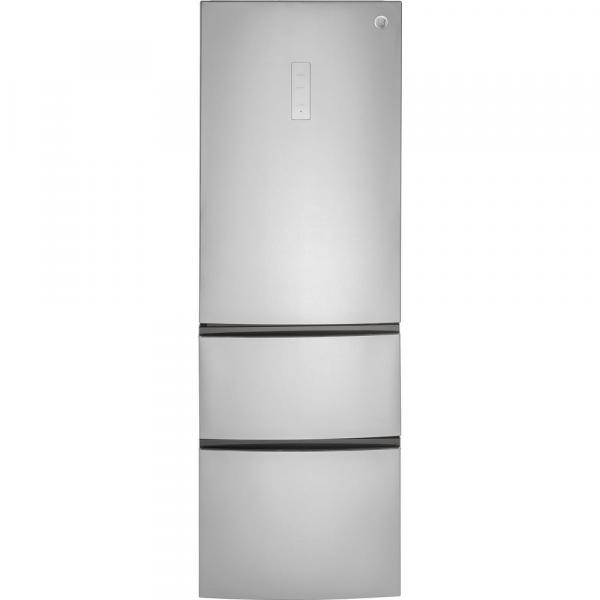 GE bottom-mount refrigerator