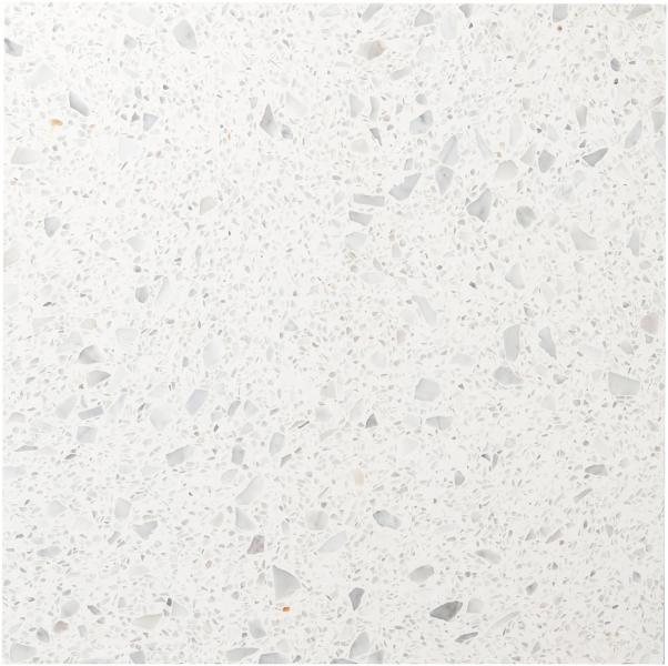 Walker Zanger Fragmenta Terrazzo Carrara Luminosa