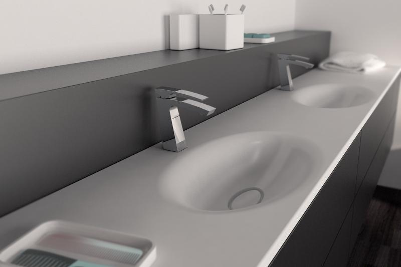 Franz Viegener Buzz lavatory faucet