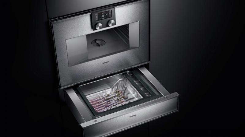 Gaggenau Vacuum Drawer
