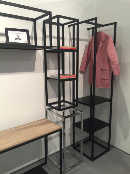 Richelieu Liberta modular shelving