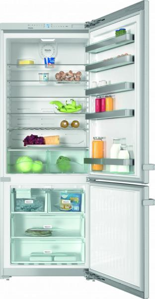 Miele 30 inch freestanding refrigerator