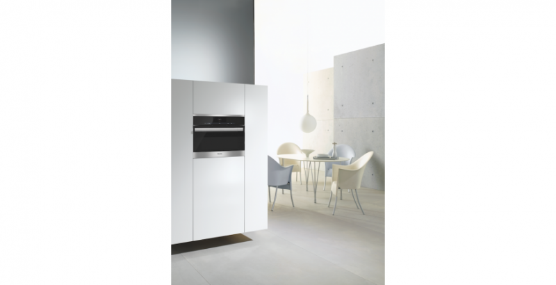 Miele steam/combi oven