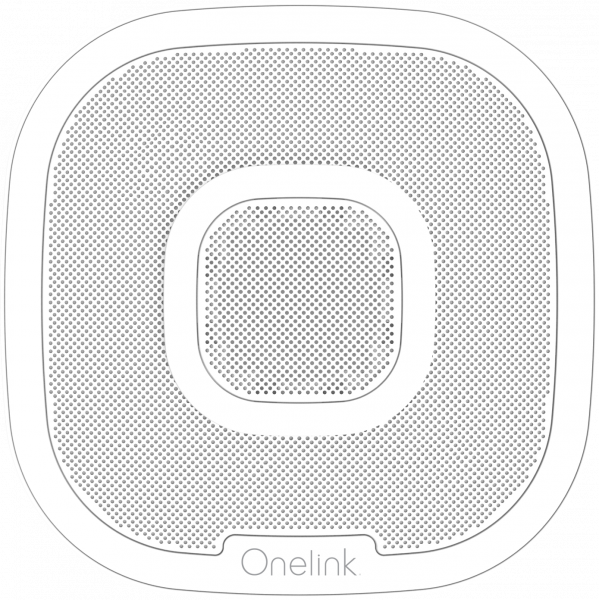 Onelink safe and sound fire and carbon monoxide alarm