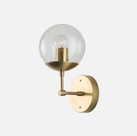 Schoolhouse Electric and Supply Ellerbe sconce