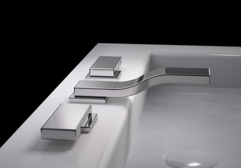 Franz Viegener Skyline widespread lav faucet