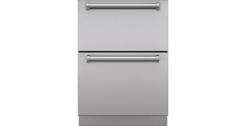 Sub-Zero refrigerator drawers