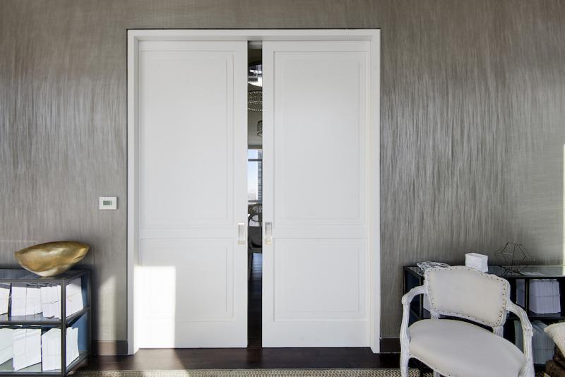 VT Industries EnVivo Door Collection pocket doors