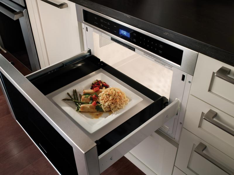 Thermador MicroDrawer Microwave oven
