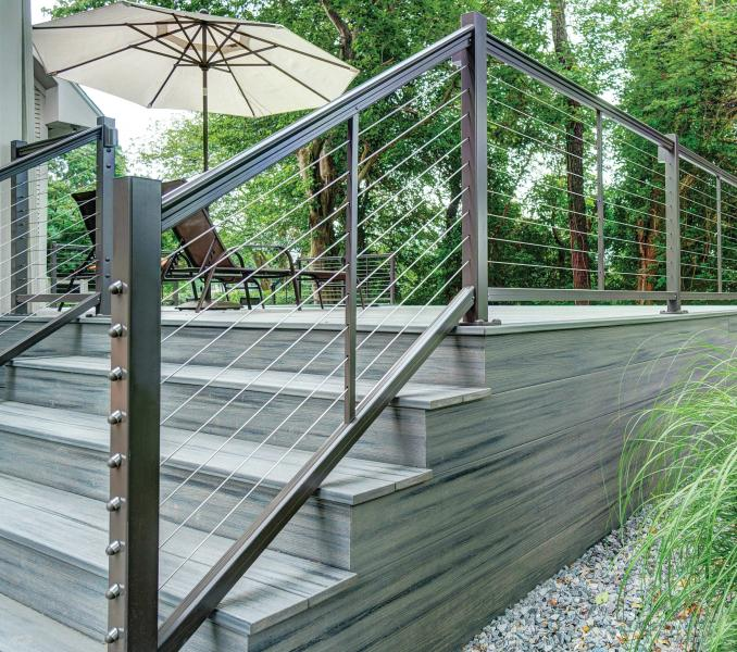 6 Cable Railings for Decks | Residential Products Online