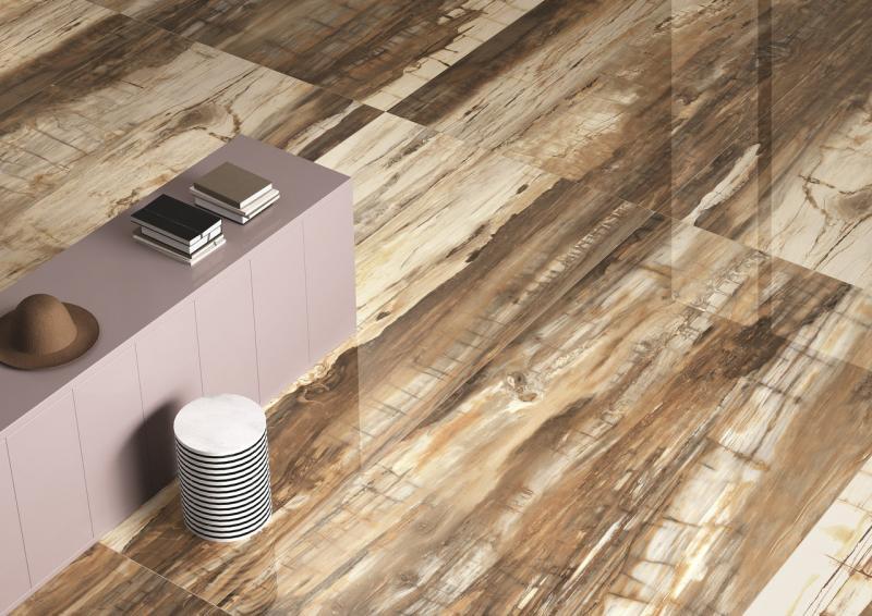 Fiandre Eminent Wood Maximum petrified wood