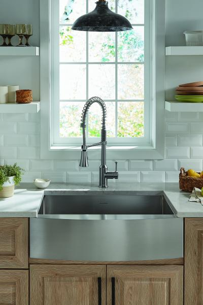 9 Farmhouse Apron Front Sinks