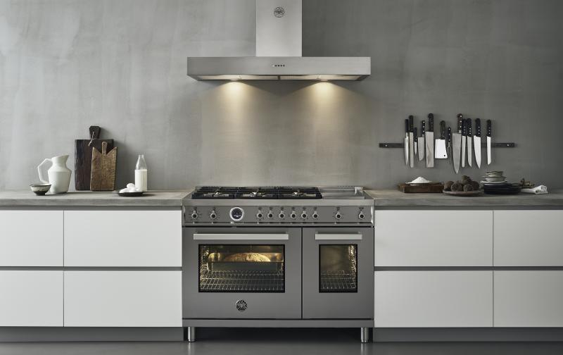 Bertazzoni Professional series range