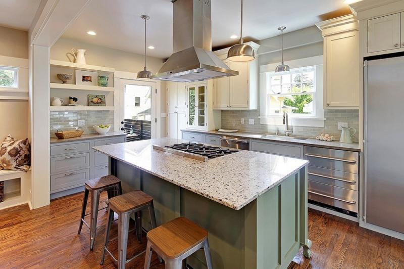 Cliq Studios low cost of kitchen cabinets