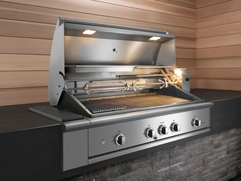 DCS Series 9 grill